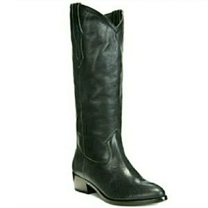 🆕Frye Pull-On Leather Western Riding Boots